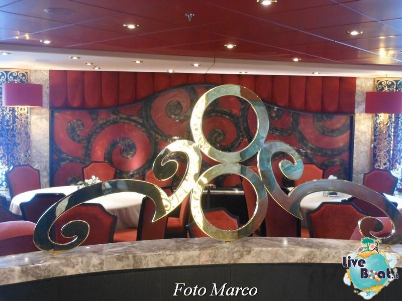 Ristorante Panoramico Villa Rossa - Msc Divina-82foto-liveboat-msc-divina-jpg
