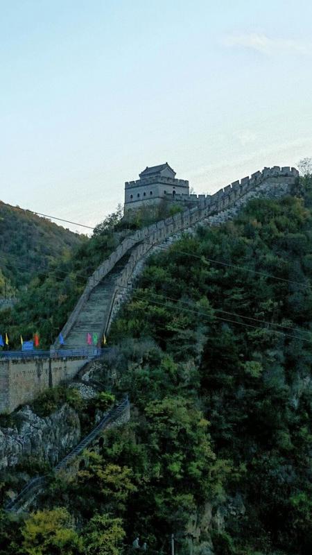2014/10/15 Tianjin Cina Celebrity Millennium-great-wall-grande-muraglia-cinese-1-jpg