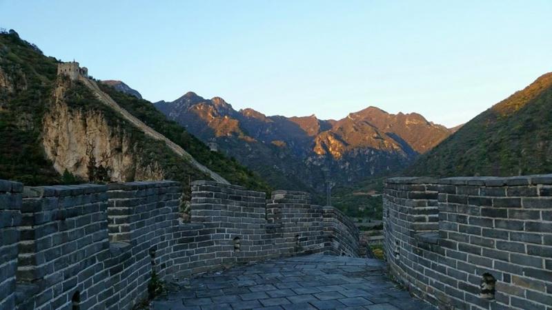 2014/10/15 Tianjin Cina Celebrity Millennium-great-wall-grande-muraglia-cinese-2-jpg