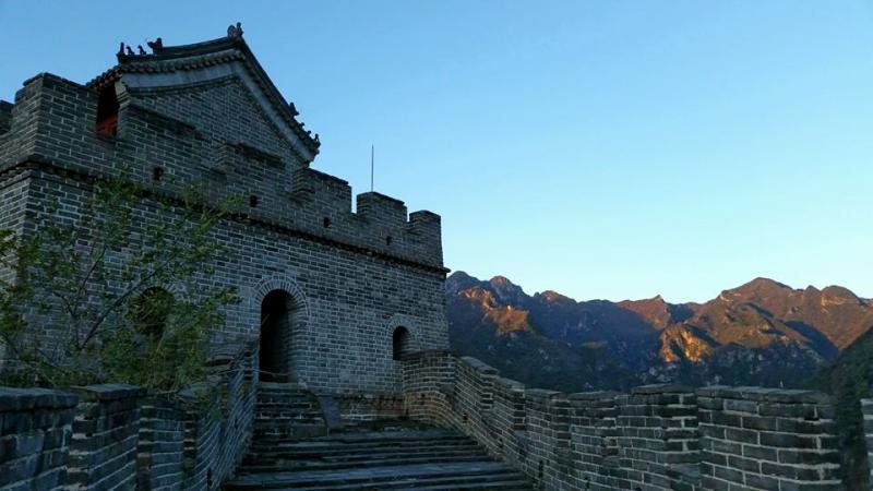 2014/10/15 Tianjin Cina Celebrity Millennium-great-wall-grande-muraglia-cinese-3-jpg