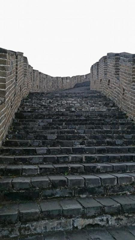 2014/10/15 Tianjin Cina Celebrity Millennium-great-wall-grande-muraglia-cinese-5-jpg