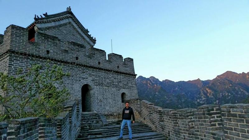 2014/10/15 Tianjin Cina Celebrity Millennium-great-wall-grande-muraglia-cinese-7-jpg