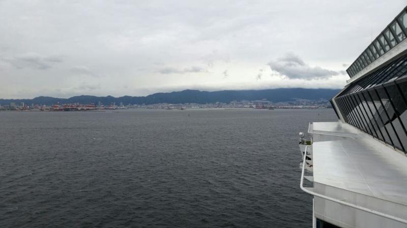 2014/10/22 Kobe Giappone Celebrity Millennium-arrivo-kobe-celebrity-millennium-diretta-liveboat-1-jpg