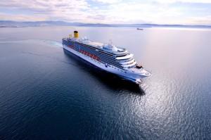 Costa Crociere al primo posto nel 2014 per numero di porti italiani-costa-luminosa-2009-300x199-jpg