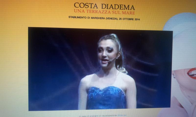 25.10.14 - Evento presentazione Costa Diadema a Fincantieri di Marghera-uploadfromtaptalk1414234833756-jpg