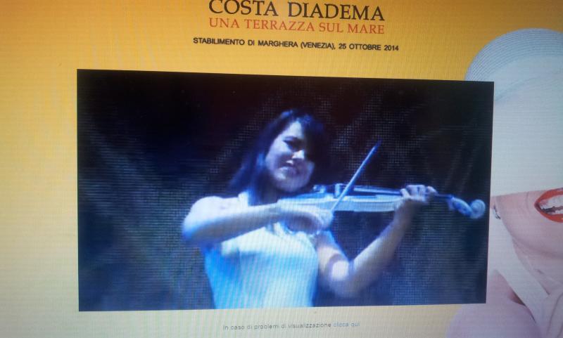 25.10.14 - Evento presentazione Costa Diadema a Fincantieri di Marghera-uploadfromtaptalk1414234887522-jpg