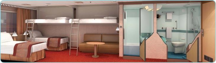 costa diadema - cabine e suite - pagina 2