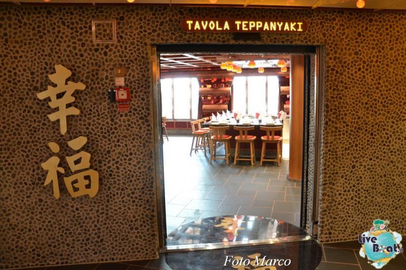 Costa Diadema - Tavola Teppanyaki-1foto-costa-diadema-lveboat-crociere-jpg