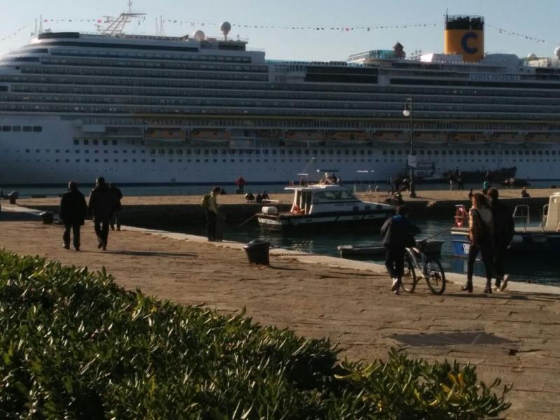 2014/10/31 Arrivo a Trieste e imbarco Costa Diadema-uploadfromtaptalk1414757570060-jpg