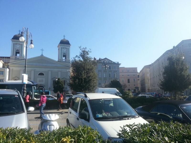 2014/10/31 Arrivo a Trieste e imbarco Costa Diadema-uploadfromtaptalk1414758802307-jpg