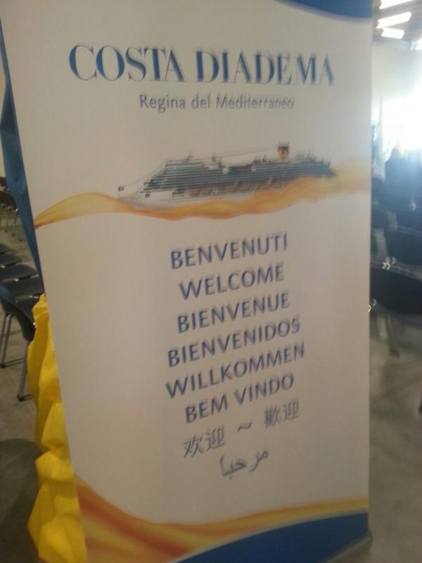 2014/10/31 Arrivo a Trieste e imbarco Costa Diadema-uploadfromtaptalk1414759073564-jpg