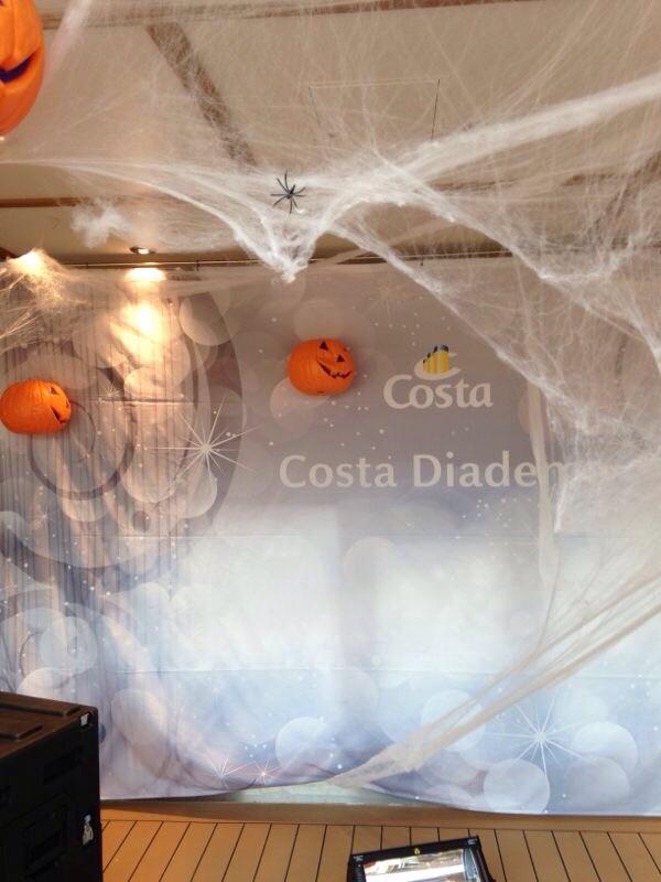 2014/10/31 Arrivo a Trieste e imbarco Costa Diadema-uploadfromtaptalk1414759681070-jpg
