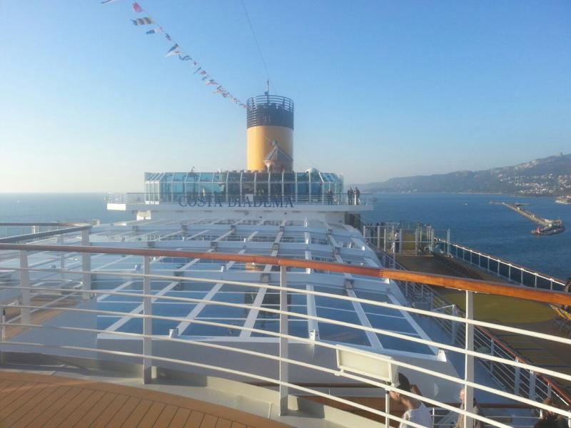 2014/10/31 Arrivo a Trieste e imbarco Costa Diadema-img-20141031-wa0154-jpg