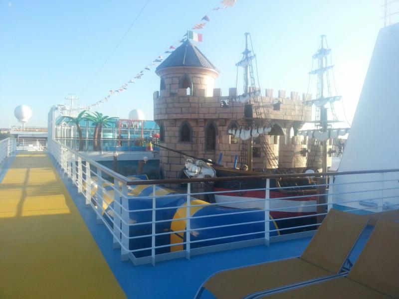 2014/10/31 Arrivo a Trieste e imbarco Costa Diadema-img-20141031-wa0177-jpg