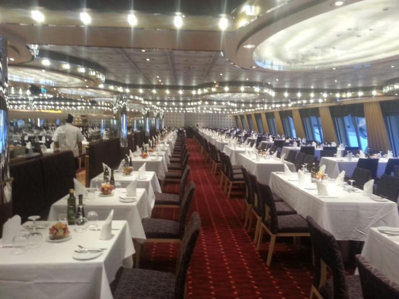 2014/10/31 Arrivo a Trieste e imbarco Costa Diadema-uploadfromtaptalk1414768771069-jpg