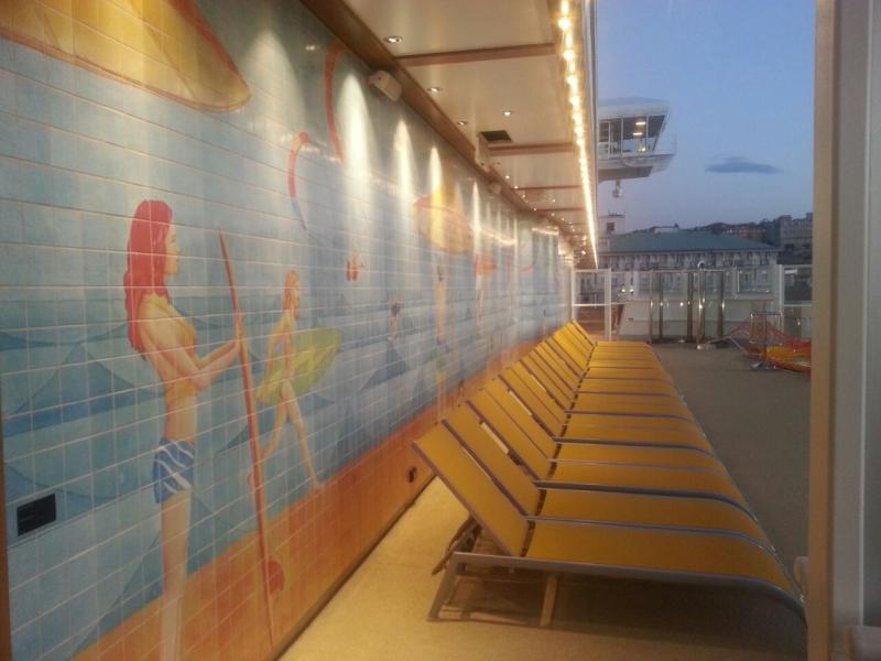 2014/10/31 Arrivo a Trieste e imbarco Costa Diadema-uploadfromtaptalk1414772094049-jpg