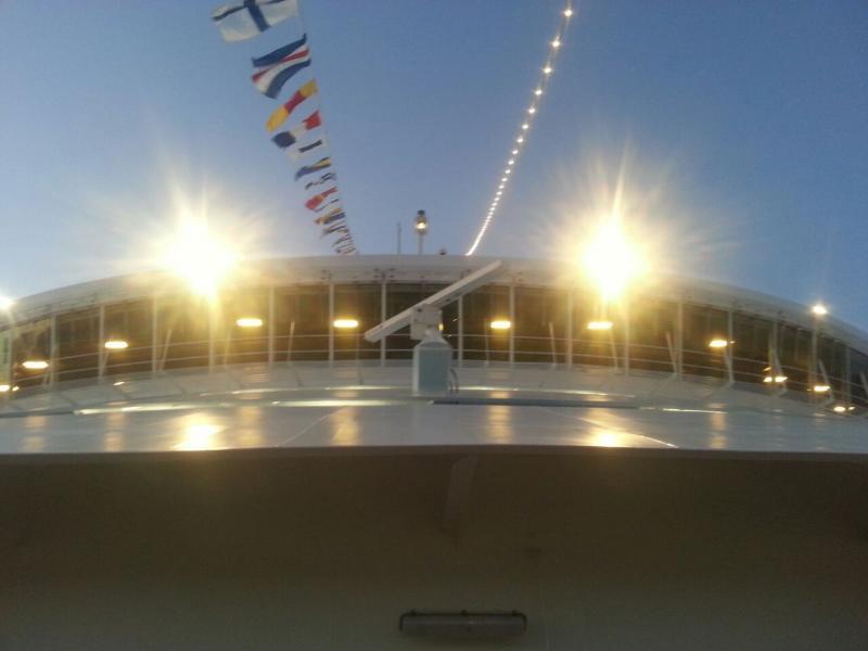 2014/10/31 Arrivo a Trieste e imbarco Costa Diadema-uploadfromtaptalk1414772527253-jpg