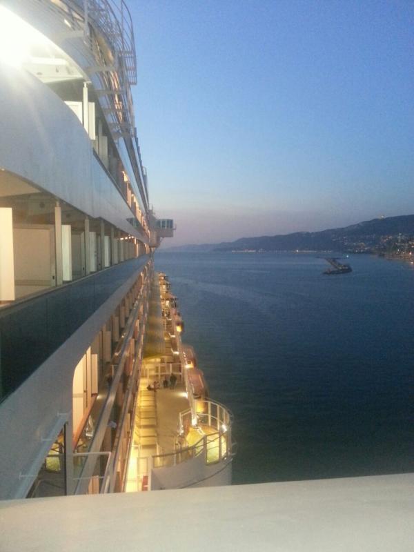 2014/10/31 Arrivo a Trieste e imbarco Costa Diadema-img-20141031-wa0188-jpg
