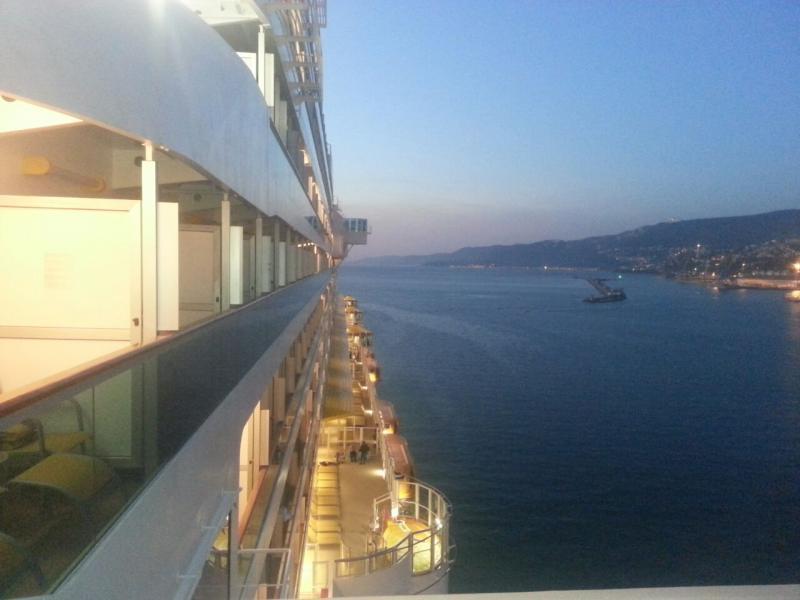 2014/10/31 Arrivo a Trieste e imbarco Costa Diadema-img-20141031-wa0189-jpg