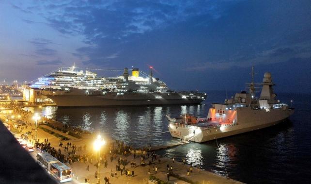 Costa Fascinosa dirottata a Trieste-image-1-jpg