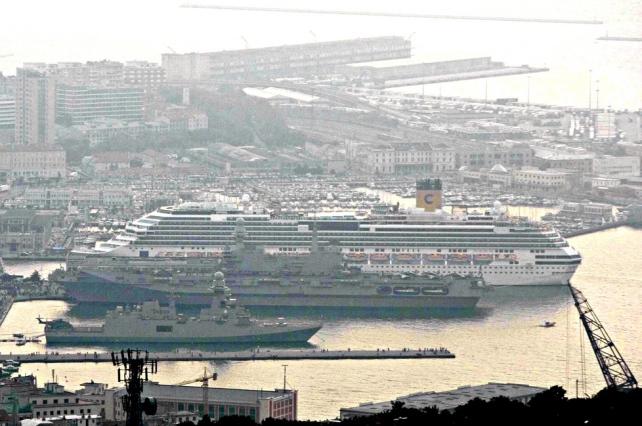 Costa Fascinosa dirottata a Trieste-image-3-jpg