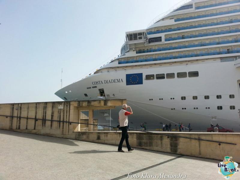 2014/11/05 La Valletta Costa Diadema-1foto-costa-diadema-lveboat-crociere-vernissage-jpg