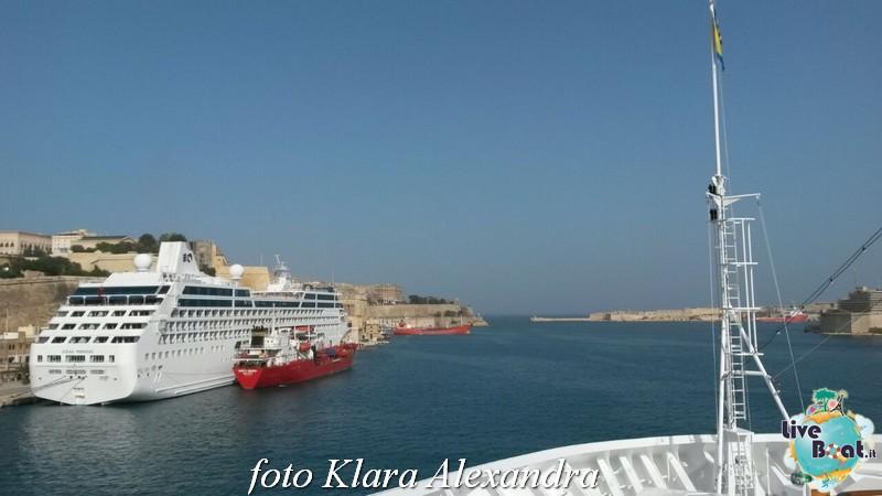 2014/11/05 La Valletta Costa Diadema-1foto-costa-diadema-crociera-vernissage-jpg