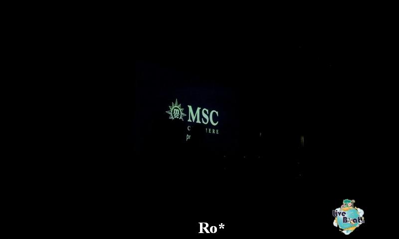 Evento di presentazione MSC Armonia 18 novembre 2014-12-foto-msc-armonia-evento-presentazione-diretta-liveboat-crociere-jpg