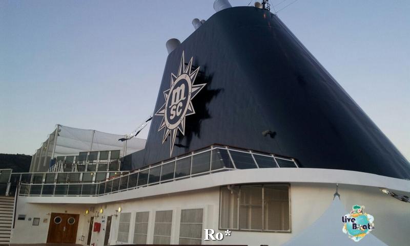 Evento di presentazione MSC Armonia 18 novembre 2014-6-foto-msc-armonia-evento-presentazione-diretta-liveboat-crociere-jpg