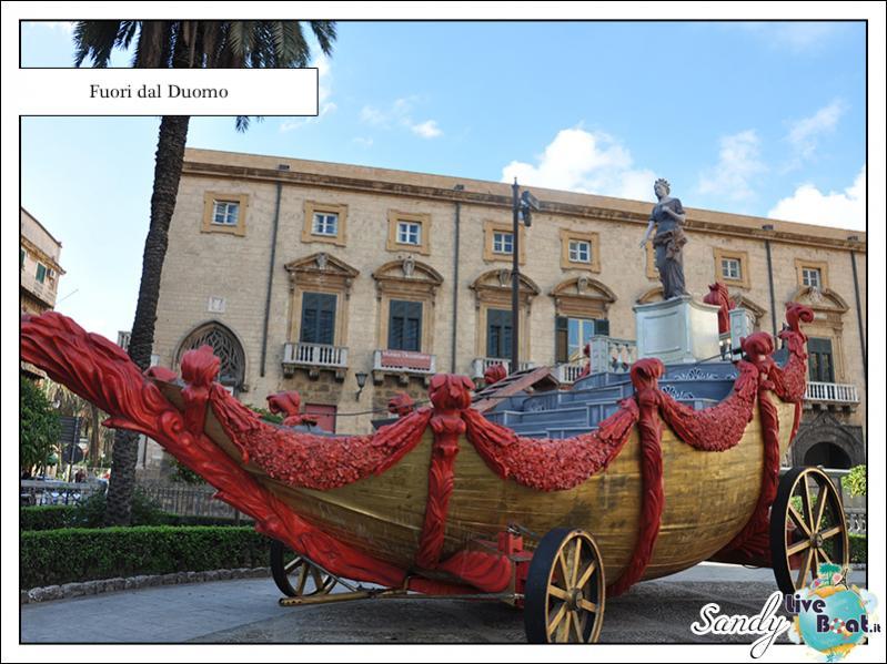 Msc SPLENDIDA - Med. Occidentale, 07/12/2013 - 14/12/2013-msc_splendida_palermo-08-jpg