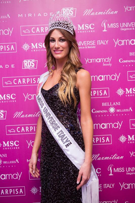 Eletta su msc splendida la rappresentante italiana miss universo 2014-miss-universe-msc-show-hd-510-jpg