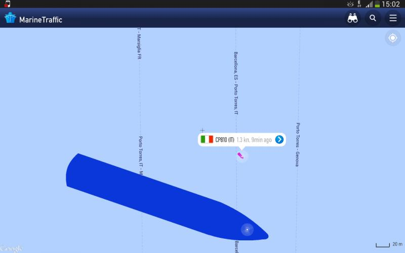 2014/12/10 Navigazione Costa Diadema-uploadfromtaptalk1418221869980-jpg