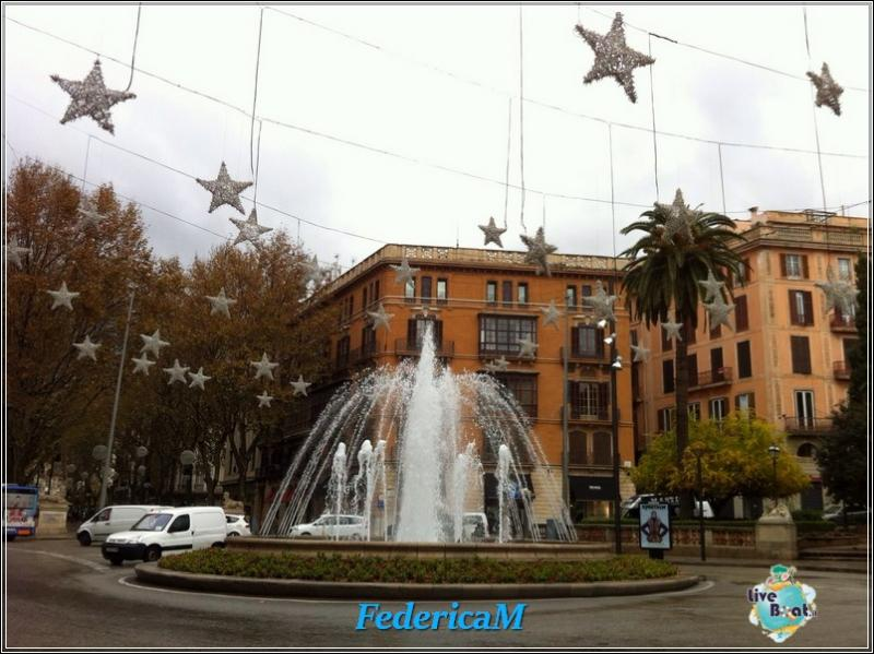 2014/12/16 Palma di Maiorca Costa Diadema-foto-costadiadema-palmademallorca-direttaliveboat-crociere-3-jpg