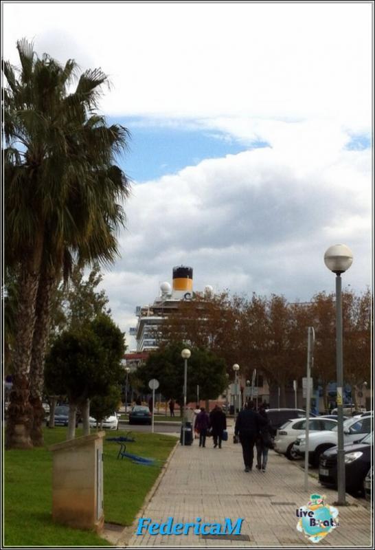 2014/12/16 Palma di Maiorca Costa Diadema-foto-costadiadema-palmademallorca-direttaliveboat-crociere-4-jpg