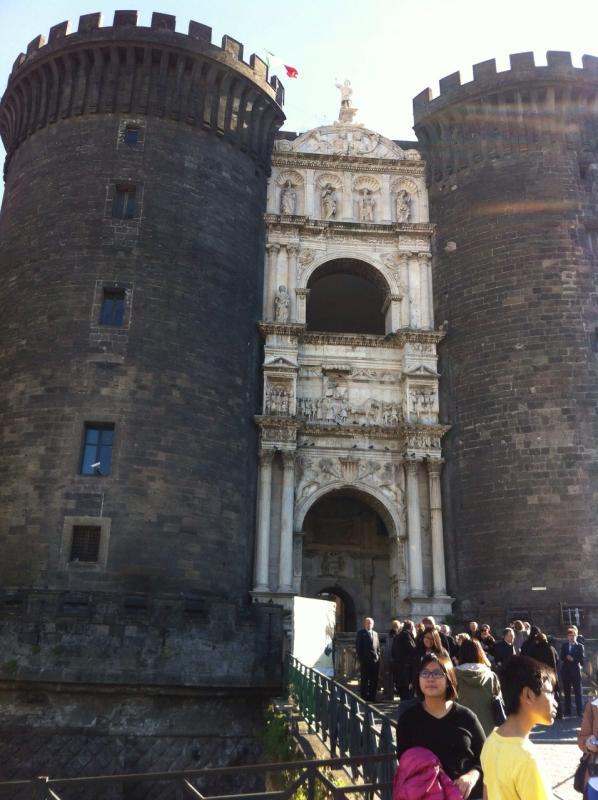 2014/12/18 Napoli Costa Diadema-uploadfromtaptalk1418902127168-jpg