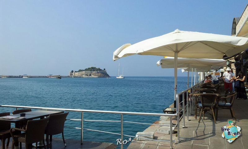 Cosa visitare a Kusadasi (Efeso) -Turchia--liveboat-010-celebrity-reflection-kusadasi-jpg
