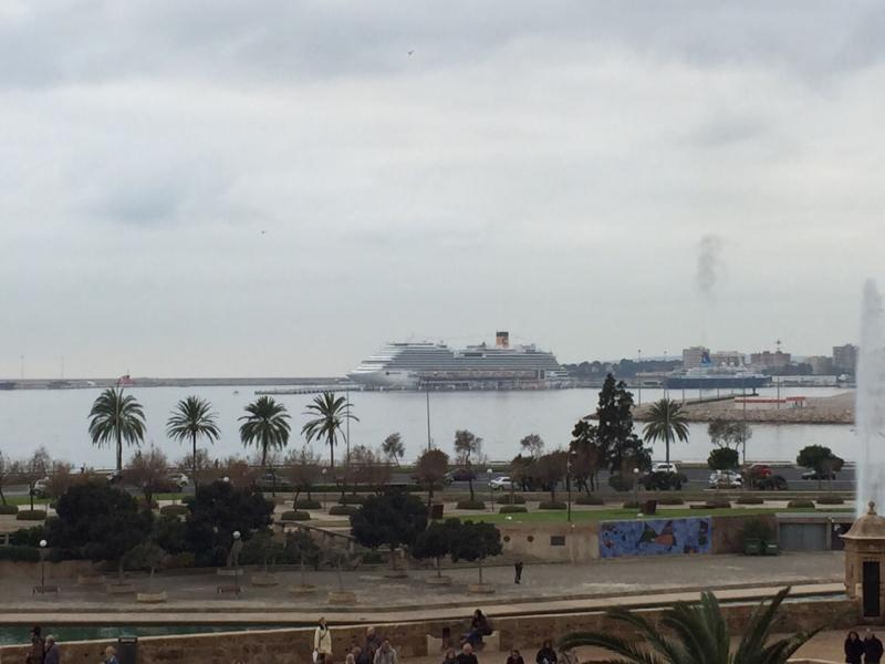 2015/01/06 Palma di Maiorca Costa Diadema-uploadfromtaptalk1420556857825-jpg