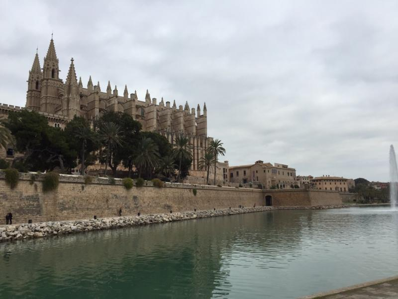 2015/01/06 Palma di Maiorca Costa Diadema-uploadfromtaptalk1420558232702-jpg