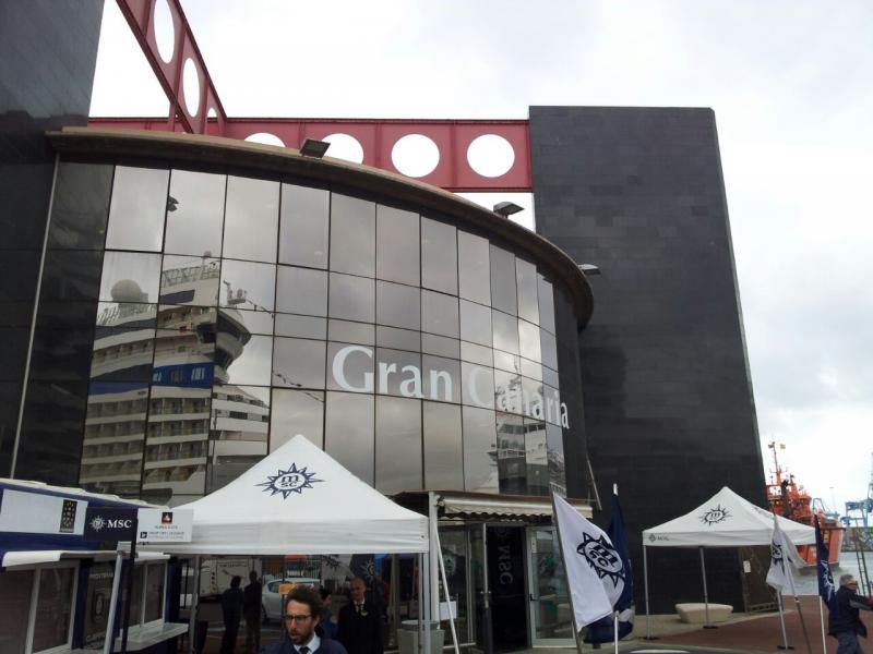 2015/01/17 - Las Palmas / Gran Canaria (Imbarco) - MSC Armonia-uploadfromtaptalk1421506769274-jpg