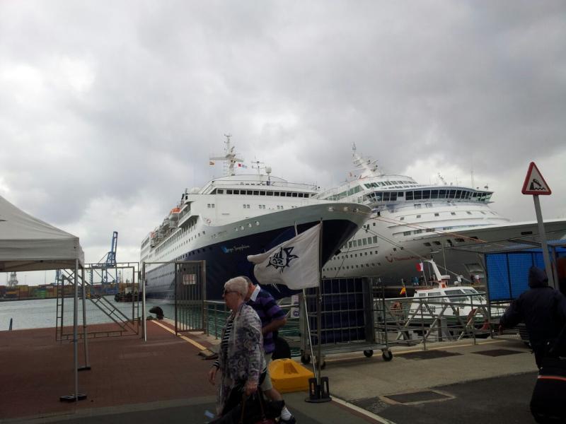 2015/01/17 - Las Palmas / Gran Canaria (Imbarco) - MSC Armonia-uploadfromtaptalk1421506790669-jpg