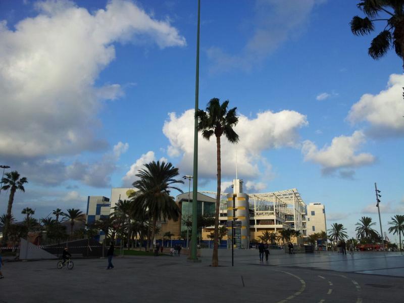 2015/01/17 - Las Palmas / Gran Canaria (Imbarco) - MSC Armonia-uploadfromtaptalk1421526807680-jpg