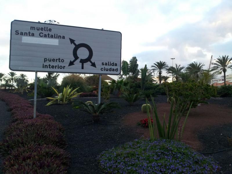 2015/01/17 - Las Palmas / Gran Canaria (Imbarco) - MSC Armonia-uploadfromtaptalk1421526960835-jpg