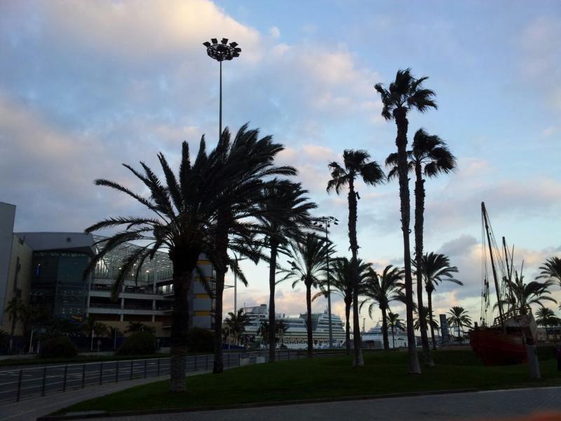 2015/01/17 - Las Palmas / Gran Canaria (Imbarco) - MSC Armonia-uploadfromtaptalk1421527043947-jpg
