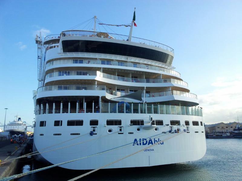 2015/01/17 - Las Palmas / Gran Canaria (Imbarco) - MSC Armonia-uploadfromtaptalk1421527069996-jpg