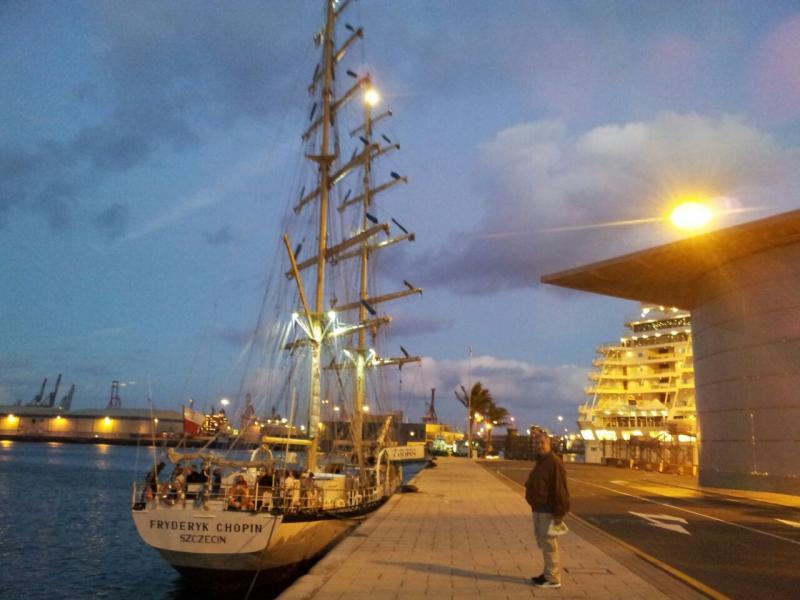 2015/01/17 - Las Palmas / Gran Canaria (Imbarco) - MSC Armonia-uploadfromtaptalk1421530237078-jpg