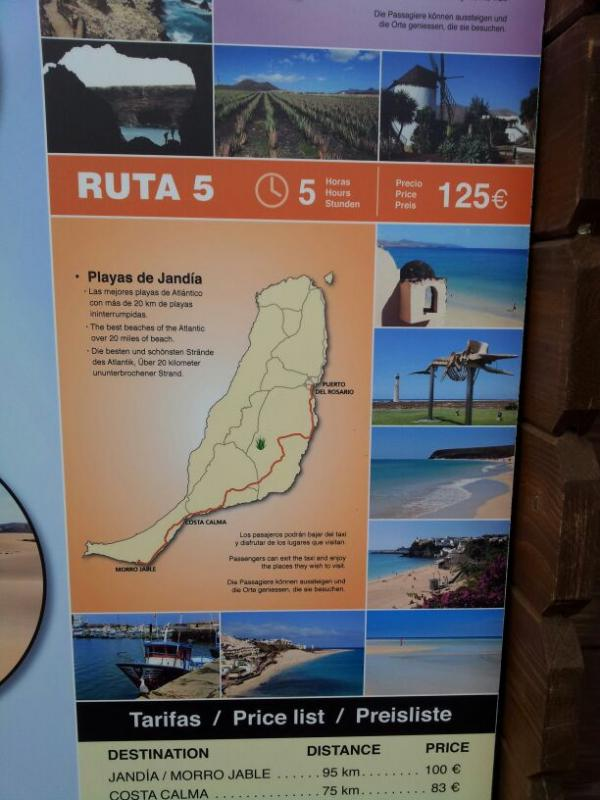 2015/01/18 - Puerto Del Rosario / Fuerteventura - MSC Armonia-uploadfromtaptalk1421609692821-jpg
