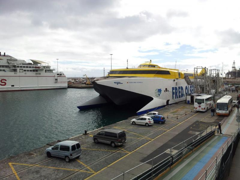 2015/01/23 - Tenerife - MSC Armonia-uploadfromtaptalk1422035974321-jpg