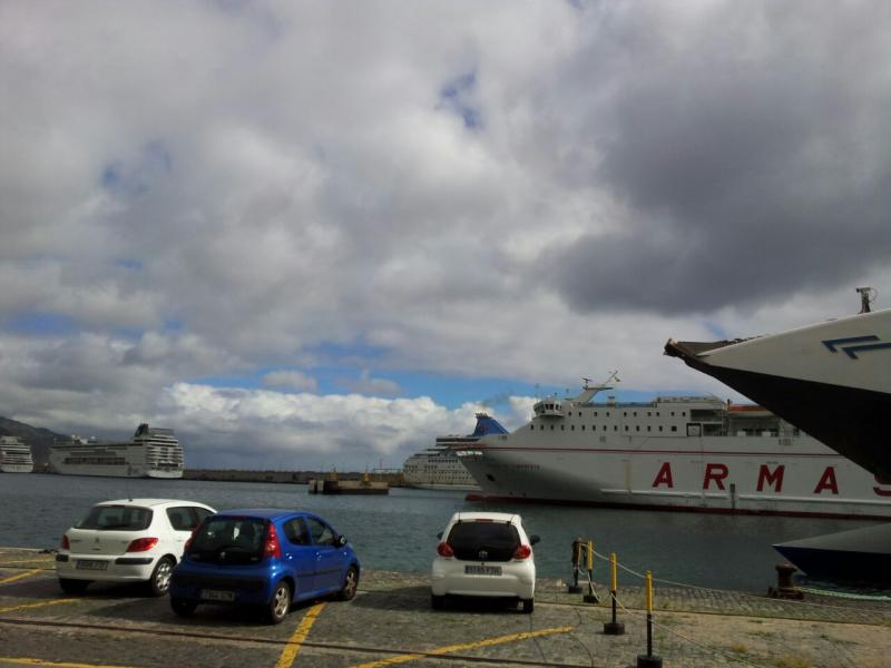 2015/01/23 - Tenerife - MSC Armonia-uploadfromtaptalk1422036122970-jpg