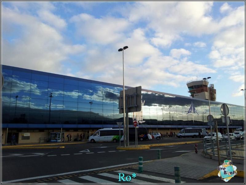 2015/01/24 - Las Palmas / Gran Canaria (Sbarco) - MSC Armonia-foto-mscarmonia-laspalmas-direttaliveboat-crociere-2-jpg