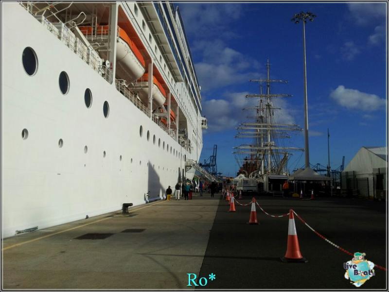 2015/01/24 - Las Palmas / Gran Canaria (Sbarco) - MSC Armonia-foto-mscarmonia-laspalmas-direttaliveboat-crociere-3-jpg